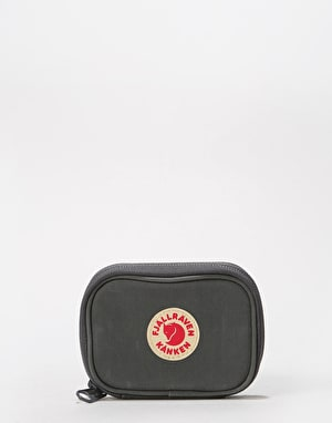 Fjällräven Kånken Card Wallet - Super Grey
