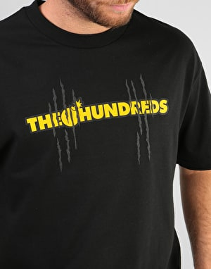 The Hundreds x Garfield Scratch T-Shirt - Black