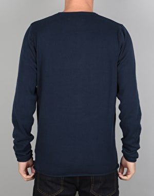 Bellfield Niles Knit - Navy
