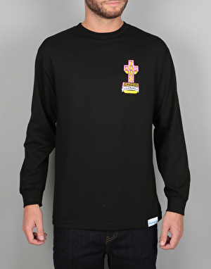 Diamond x Dogtown A.Murry L/S T-Shirt - Black