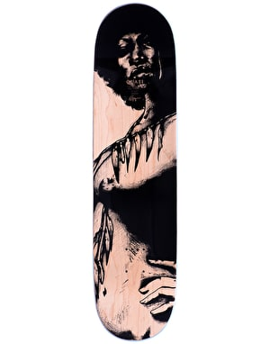 Quasi Davis 'Genesis' Two Skateboard Deck - 8.25
