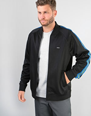 Stüssy Poly Track Jacket - Black