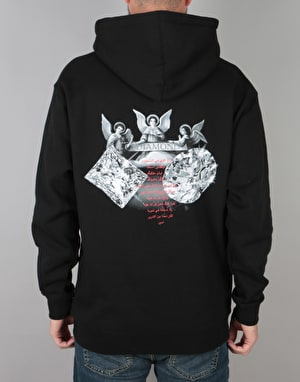 Diamond Supply Co. Prayer Pullover Hoodie - Black