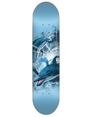 Skate Mental Curtin Dolphins Pro Deck - 8.25