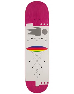 Alien Workshop Infinity Team Deck - 8.75