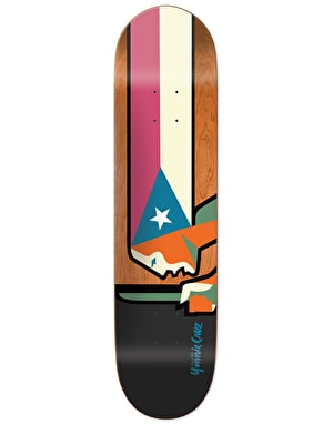 Chocolate Yonnie Lady Pro Deck - 8.25