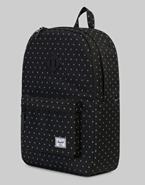 Herschel Supply Co. Heritage Backpack - Black Gridlock