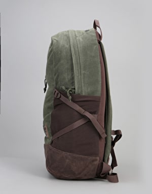 Burton Prospect Pack - Forest Night Waxed Canvas