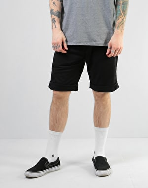 Carhartt Swell Short - Black (Rinsed)
