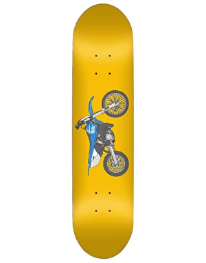 Skate Mental Colden Dirtbike Skateboard Deck - 8