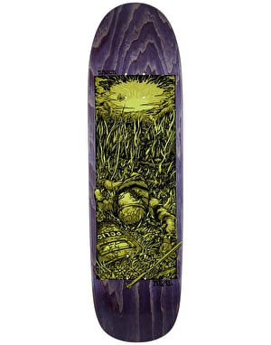 Real Brock Bright Future Skateboard Deck - 8.6