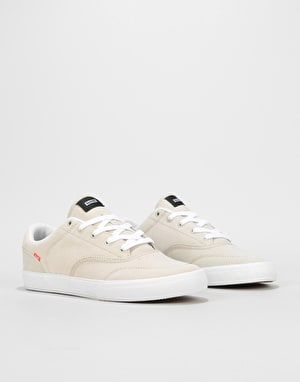 Globe Tribe Skate Shoes - Oatmeal