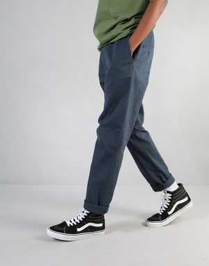 Carhartt Johnson Pant - Navy (Rinsed)