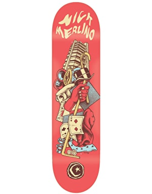 Foundation Merlino Jumble Pro Deck - 8.125