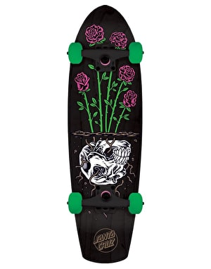Santa Cruz Death Rose Street Shark Cruiser - 8.8