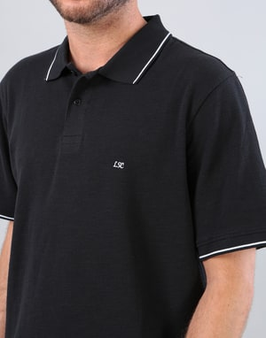 Levi's Skateboarding S/S Polo Shirt - Jet Black