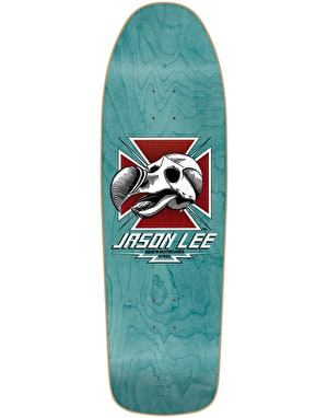Blind Lee Dodo Skull SP Reissue Pro Deck - 9.625