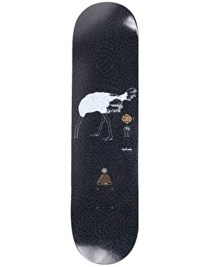 Theories x Soy Panday Ostrich Effect Team Deck - 8.25