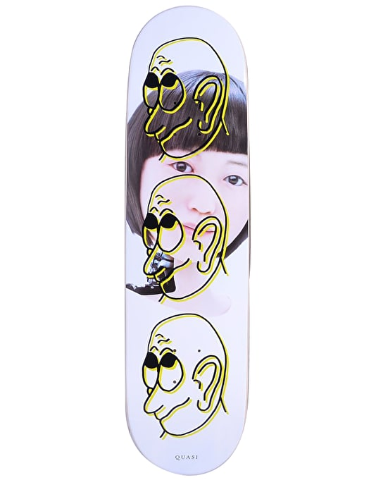 Quasi 'Girl' Skateboard Deck - 8.25""