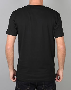 WeSC Inlay Icon T-Shirt - Black