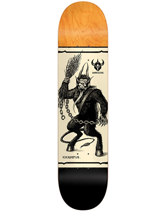 Darkstar Krampus Skateboard Deck - 8.125""