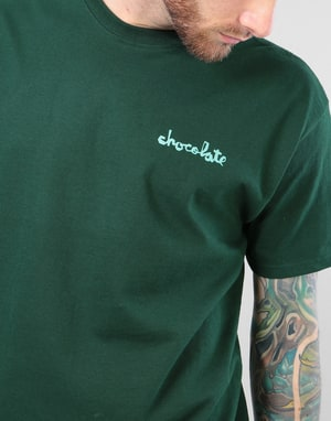 Chocolate Mini Chunk T-Shirt - Forest