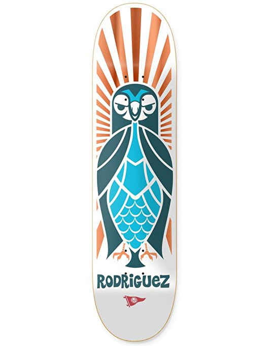 Primitive x Don Pendleton Rodriguez Pendleton Zoo Skate Deck - 8.1""