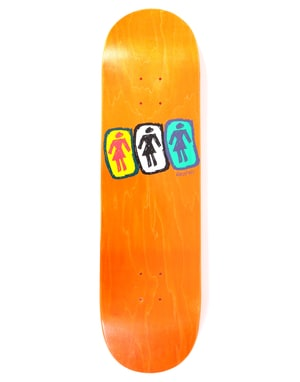Girl Brophy Sketchy OG Pro Deck - 8.5