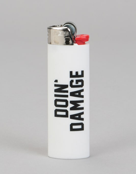 Carhartt x BIC WIP Lighter - White