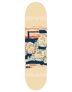 Traffic Trenton Team Deck - 8.125