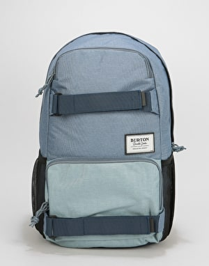 Burton Treble Yell Pack - LA Sky Heather