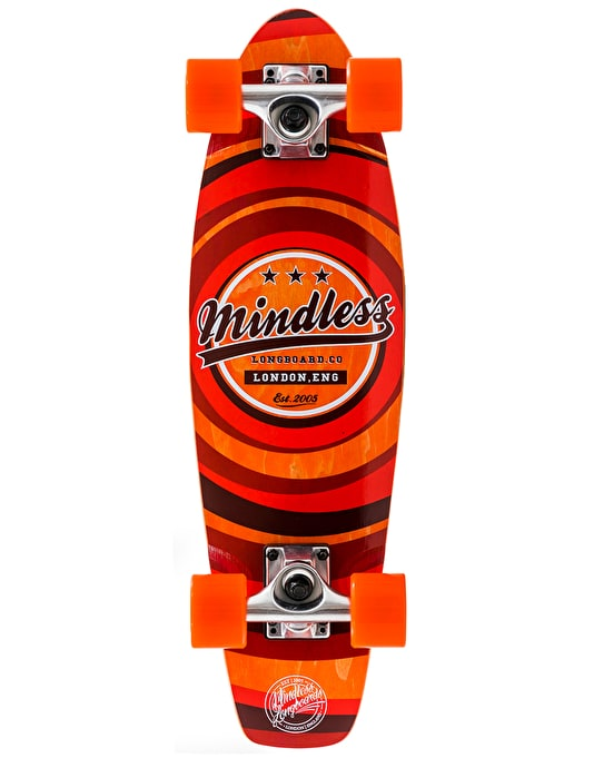 """Mindless Stained Daily II Cruiser - 7"""" x 24"""""""