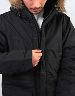 Dickies Curtis Parka - Black