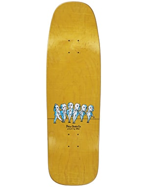 Polar Where Do We Go From Here Team Deck - 1990 Shape 9.5