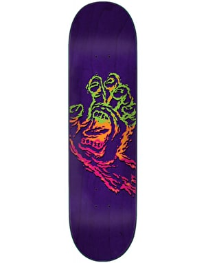 Santa Cruz Throwdown Hand Skateboard Deck - 7.75