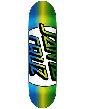 Santa Cruz Missing Dot 'Taper Tip' Team Deck - 8.25