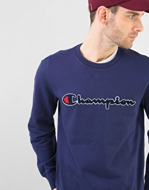 Champion Crewneck Sweatshirt - ECL