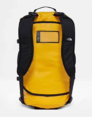 The North Face Base Camp Small Duffel Bag - Summit Gold/TNF Black