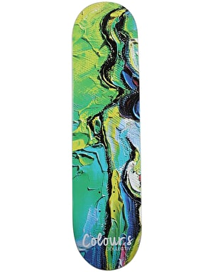 Colours Collectiv Fluid 83 Skateboard Deck - 8.2