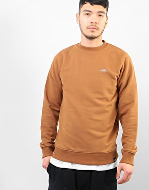 Dickies Seabrook Sweat - Brown Duck