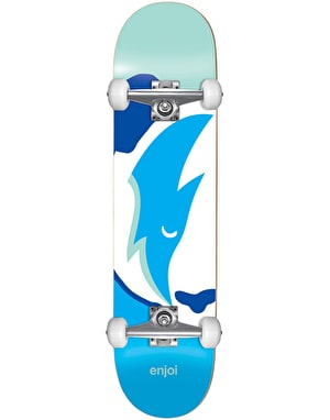 Enjoi Big Head Stardust Complete Skateboard - 7.5