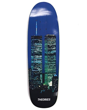 Theories WTC Special Delivery Shape Skateboard Deck - 9