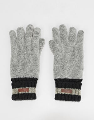 Barts Nomad Gloves - Heather Grey