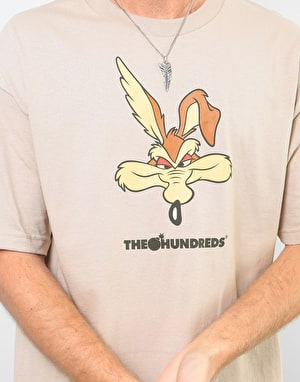 The Hundreds x Looney Tunes Wil-E T-Shirt - Sand
