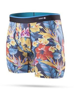 Stance Flower Paints Blend Boxer Shorts - Black