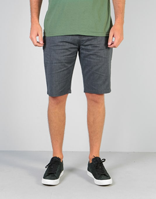 Element Howland Classic Walkshorts - Charcoal Heather