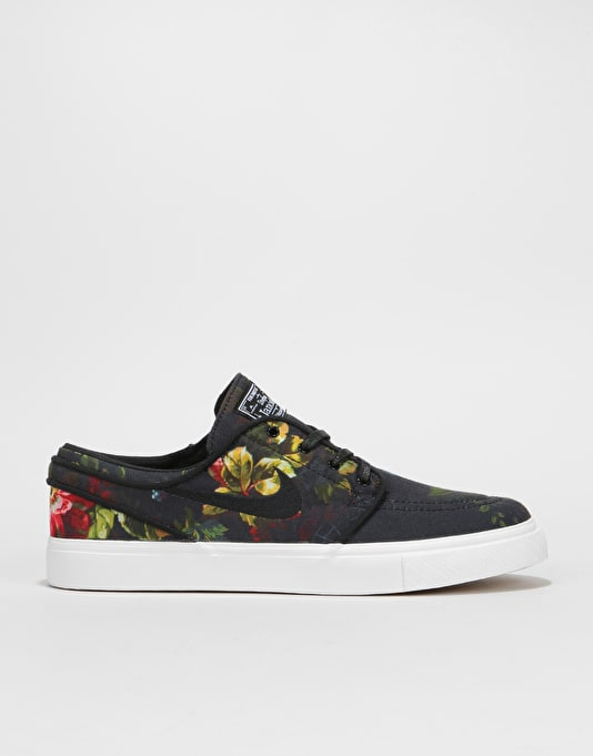 Nike SB Zoom Stefan Janoski Skate Shoes - Multi-Color/Black-White-Gum