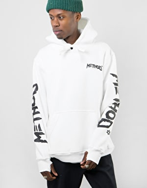 Method Movie Heavyweight Pullover Hoodie - White