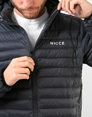 Nicce Maidon Jacket - Black
