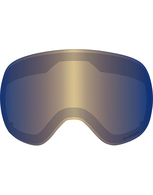 Dragon X1 2018 Snowboard Goggles - Ink/Dark Smoke